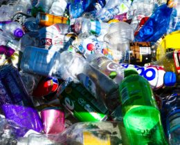 tas de bouteille en plastique © Photo : Nick Fewings - Unsplash